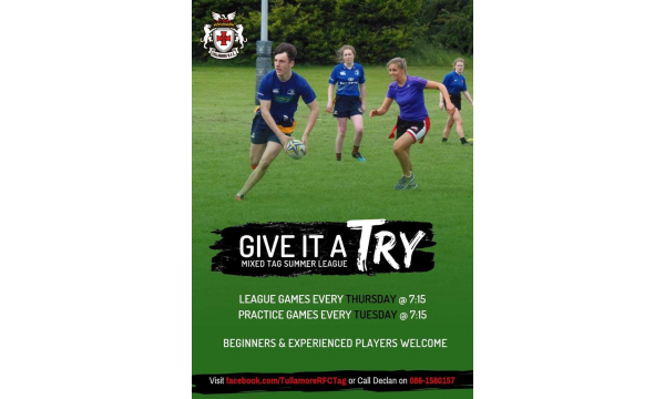TRFC Summer Tag/Ronnie Walsh Blitz